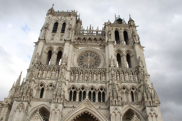 La cathédrale d'Amiens a accueilli plus de 600 000 visiteurs en 2017