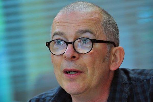 Eric Pecqueur est tête de liste Lutte Ouvrière pour les élections régionales dans les Hauts-de-France.