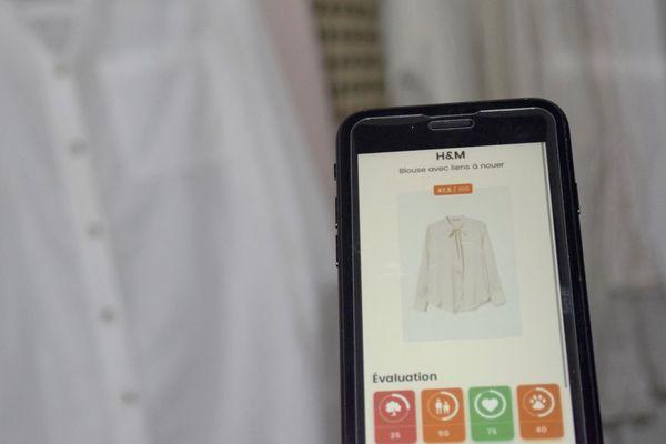 L'application Vesti, développée en Haute-Marne, permettra de comparer les différentes marques de prêt-à-porter.