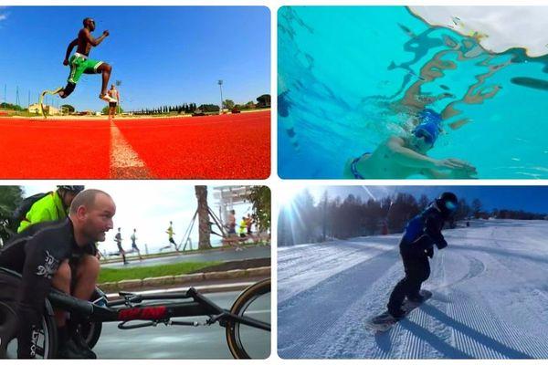 Retrouvez nos rencontres avec les sportifs tous les dimanches sur France 3 Côte d'Azur