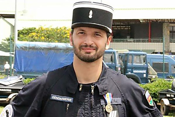 L'adjudant Alain Nicolas, un gendarme du GIGN d'Orange a été tué par un forcené lors d'une intervention dans le Var en 2016.