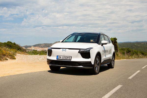 Aiways va-t-il ouvrir la voie pour une nouvelle génération de voitures de location, purement électriques