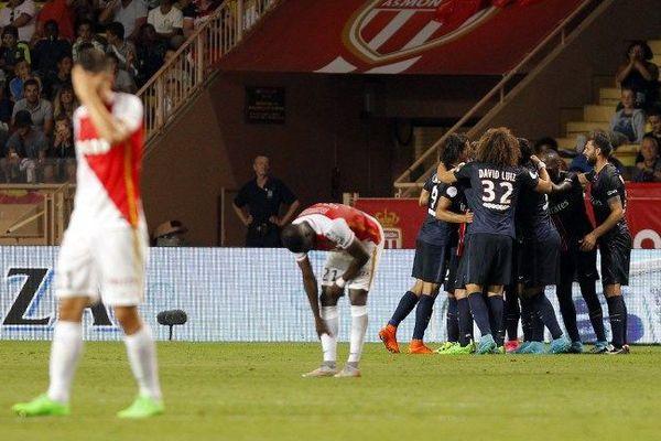 Le PSG n'a laissé aucune chance à Monaco