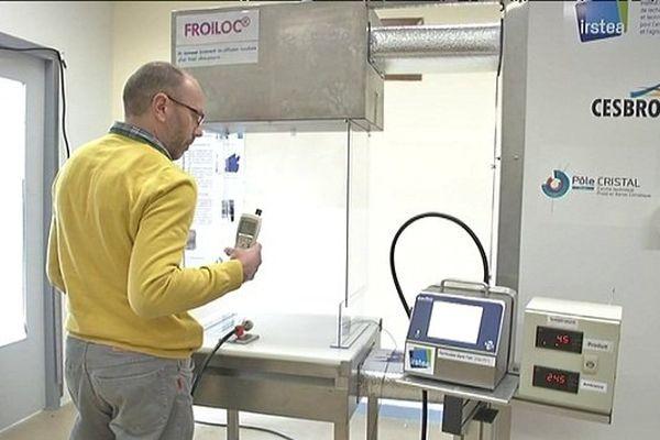 Le prototype FROILOC en voie de transfert à l'échelle industrielle