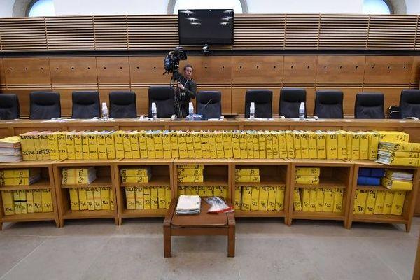 Le procès de l'affaire Air Cocaïne se déroule à Aix-en-Provence du 18 février au 5 avril 2019.