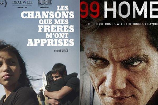 """un 1er film """"les chansons que mes frères m'ont apprises"""" et """"99 homes"""" avec Michael Shannon"""
