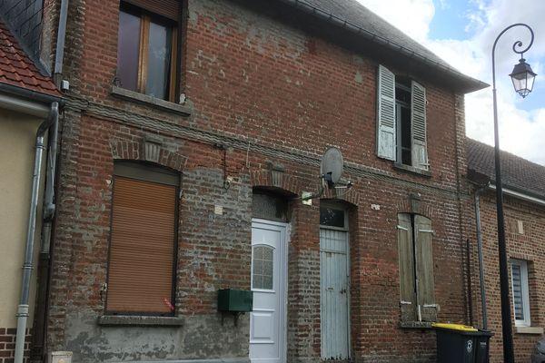 La maison où a été retrouvée la femme de 33 ans décédée