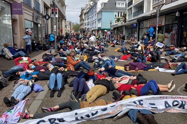 Manifestation anti Monsanto