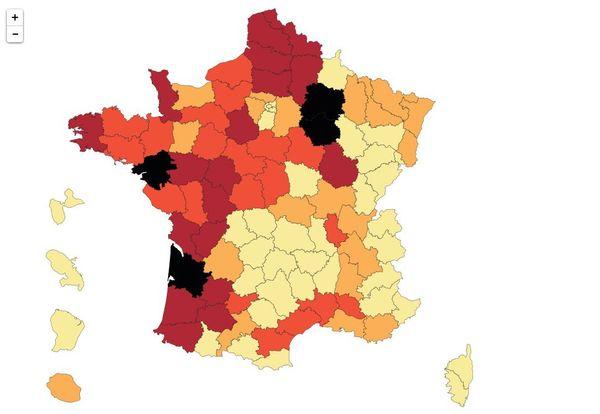 Chaque année, près de 100 000 tonnes de pesticides classés dangereux ou potentiellement dangereux sont utilisés en France