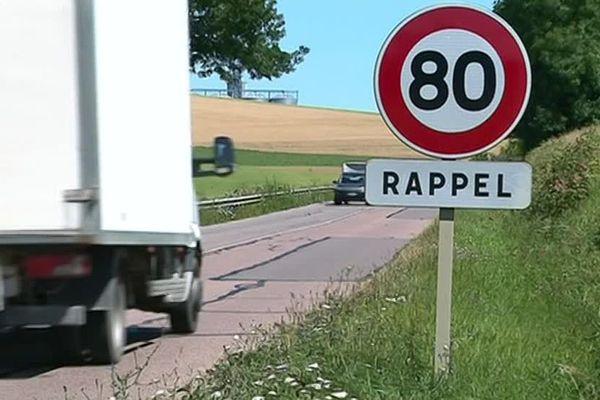 Vers un retour au 90 km/h sur les routes secondaires ? L'annonce fait réagir dans l'Hérault - janvier 2019
