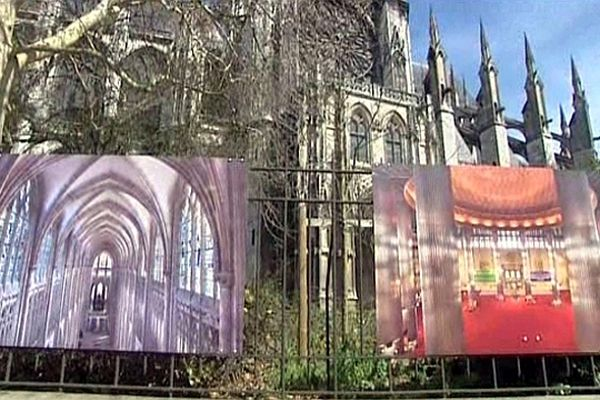 Rouen à la croisée des mondes est une exposition gratuite proposée dans le cadre du Printemps de Rouen.