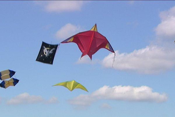 Les 23 et 24 septembre, l'association des Toiles du Vent organise son 19ème Festival des cerfs-volants.