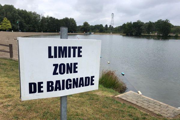 La victime a été retrouvée à la base de loisirs de Brognard, le 11 août dernier.