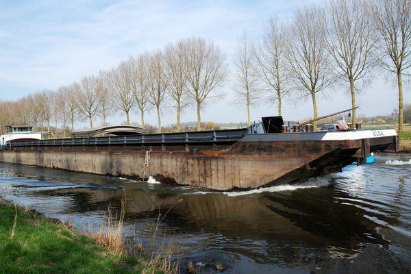 Le canal Seine-Nord doit relier le bassin de la Seine et le canal Nord-Escaut.