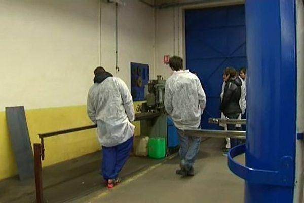 Les employeurs accueillent des demandeurs d'emploi pour leur faire découvrir leur activité