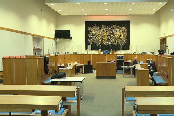Troisième jour du procès en appel à Angers, concernant le meurtre de Frédéric Guittard.