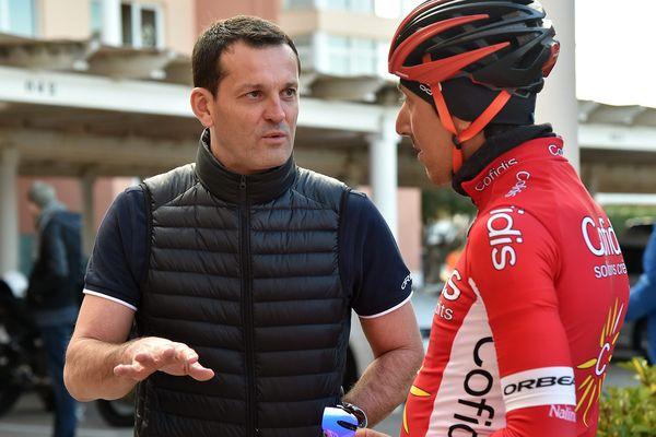 Cédric Vasseur, nouveau manager de l''équipe Cofidis, souhaite remporter au moins 20 courses cette année.