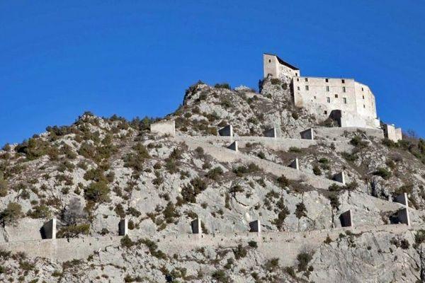 La citadelle d'Entrevaux fait partie des sites à visiter lors de ces journées du patrimoine.