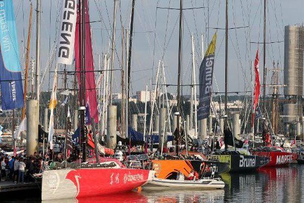 Volvo Ocean Race Pontons LE 11/06/2015