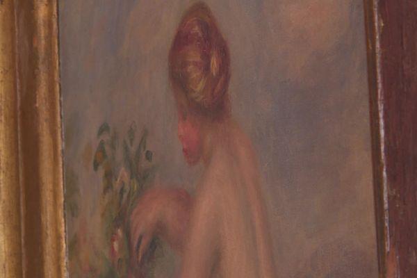Ode aux fleurs, Auguste Renoir, 1841 (Musée des Beaux-Arts de Limoges)