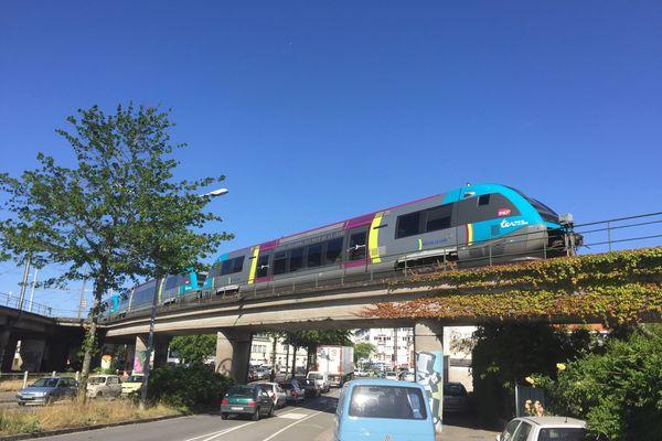 Les Trains Express Régionaux transportent 45 000 voyageurs chaque jour dans les Pays de la Loire