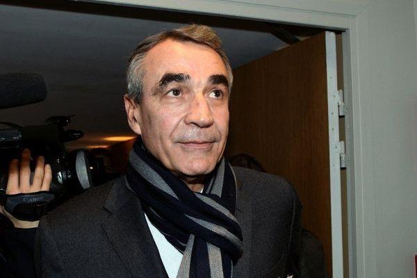 Pierre-Yves revol, président du Castres Olympique