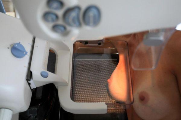 Octobre rose : mammographie
