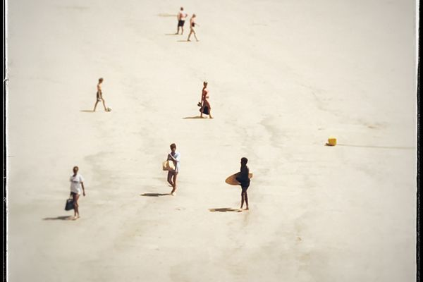 Un été sans plage après le déconfinement