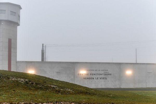 Le centre pénitentaire de Vendin-le-Vieil (Pas-de-Calais).