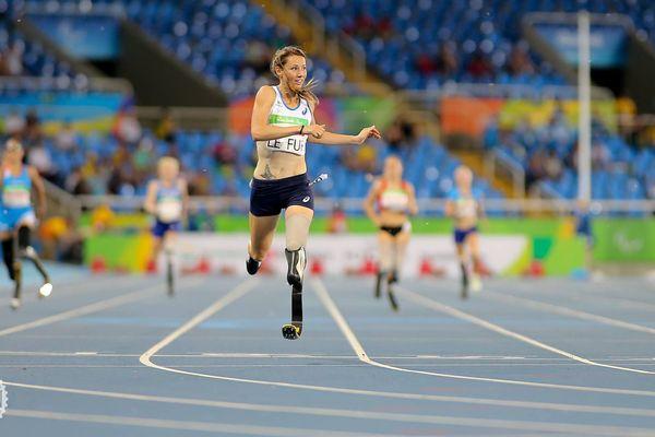 La championne a remporté plusieurs médailles sur les Jeux Paralympiques de Rio en 2016