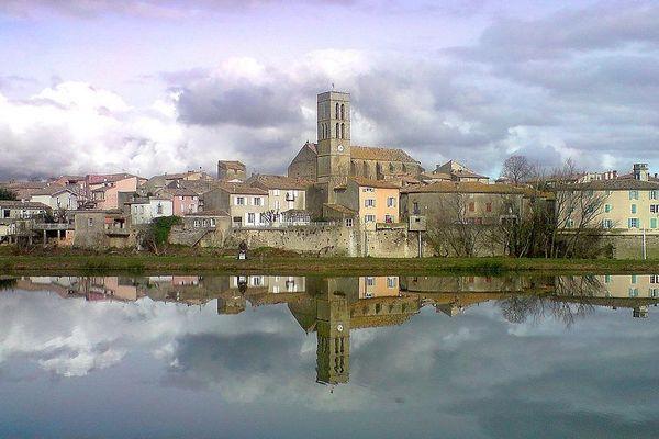 La petite ville de Trèbes, éprouvée par l'attentat du 29 mars  2018, subira le 16 octobre suivant des inondations dévastatrices.