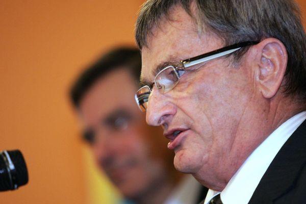 Le sénateur de Haute-Saône Michel Raison