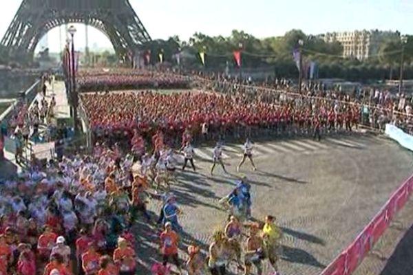Elles étaient 28 000 participantes pour cette 16eme édition.