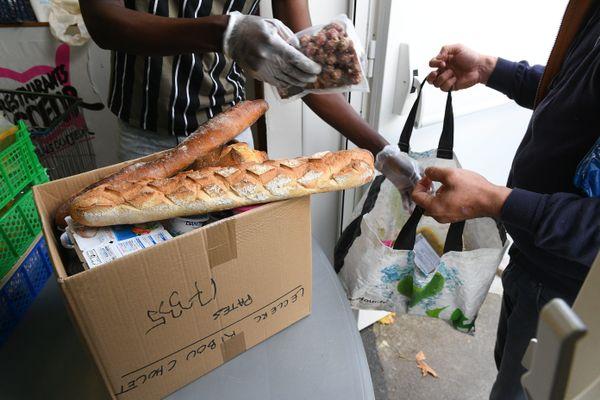 Ils sont de plus en plus nombreux à faire appel aux distributions alimentaires des Restos du Coeur. Photo d'illustration