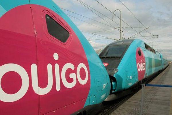Ouigo, les TGV low cost de la SNCF