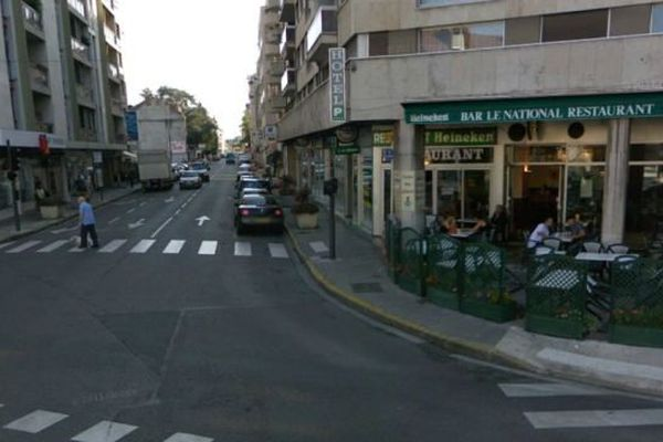 Place Jean Deffaugt - Annemasse