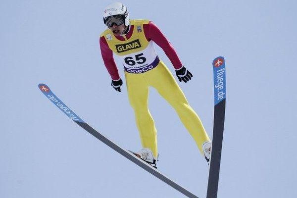 Jason Lamy-Chappuis victorieux sur le tremplin de Lillehammer