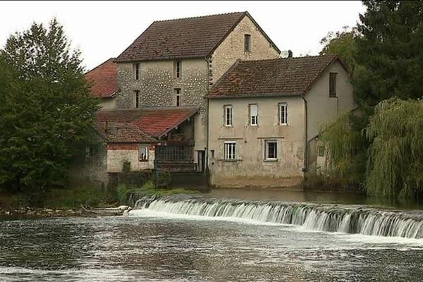 Moulin de l'Arnaude.