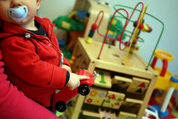 Photo d'illustration/ Depuis la mis en place du confinement, les assistantes maternelles peuvent garder jusqu'à six enfants