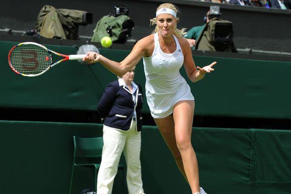 Kristina Mladenovic sera présente en simple et en double lors des Jeux olympiques.