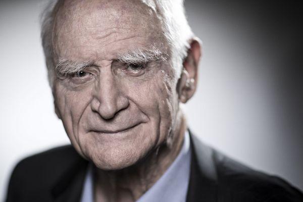 Jean-Claude Gaudin rend hommage à Michel Serres