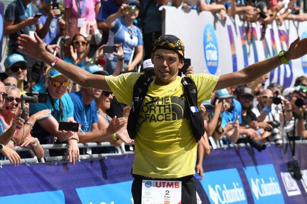 L'Espagnol Pau Capell a remporté le 31 août 2019 l'Ultra Trail du Mont-Blanc.