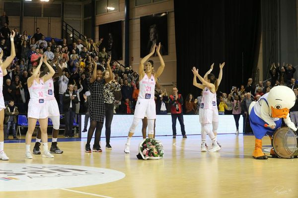 Miranda Ayim, l'internationale canadienne va jouer sa première Euroligue avec Basket Landes