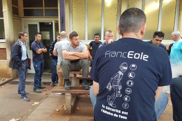 Les salariés de France Eole s'inquiètent pour leur avenir