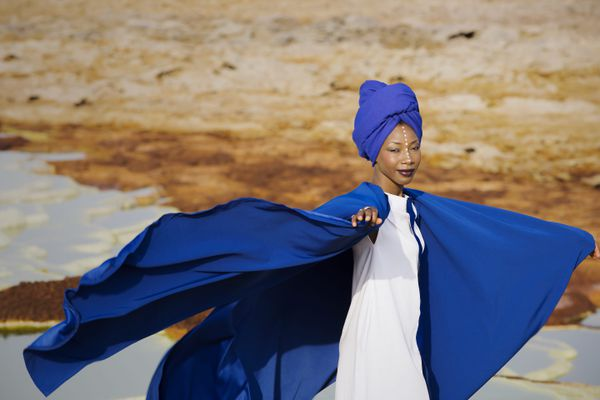 "Fatoumata Diawara - 26e édition du Festival Rio Loco 2021""Afrika"""