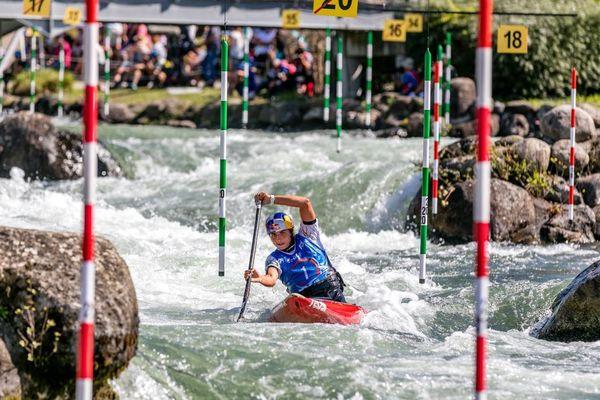 Championnats d'Europe de Canoë-Kayak Slalom Pau 2019