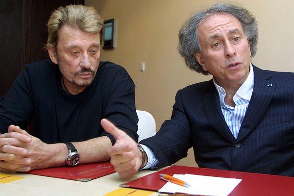 Gilles Jean Portejoie a été l'avocat de Johnny Hallyday en 2003 après l'accusation de viol d'une ancienne hôtesse. Il obtiendra un non-lieu.