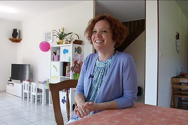 Gillian Taylor est britannique et vit en Franche-Comté. Elle est opposée à la sortie du Royaume-Uni de l'Union Européenne