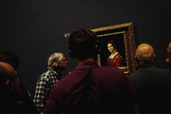 L'exposition Léonard de Vinci a attiré plus d'un million de visiteurs, un record absolu pour le Louvre