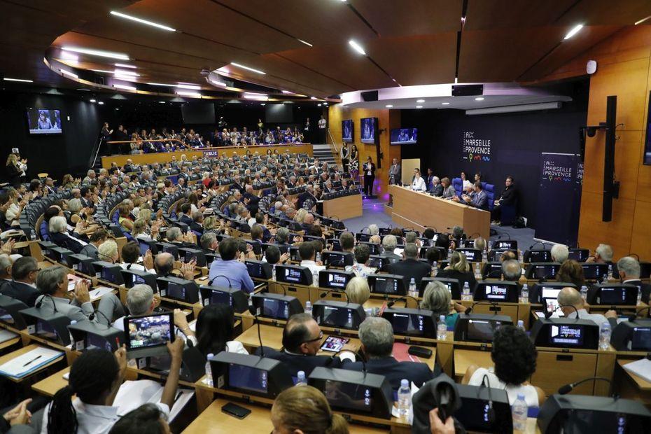 Election du nouveau président de la Métropole : qui à la tête d'Aix-Marseille-Provence ?